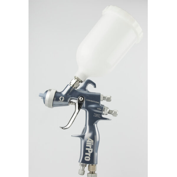 Pistola Graco Airpro con vaso