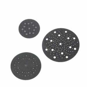 protector discos freepad con multiperforaciones de velcro